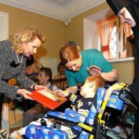 Новый порядок назначения соцгарантий астраханским семьям детей-инвалидов