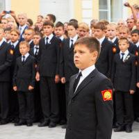 Вводится Система казачьего кадетского образования Астраханской области