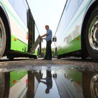 В Астрахани  утвержден порядок  размещения в Интернете извещения о проведении конкурса на право регулярных  перевозок