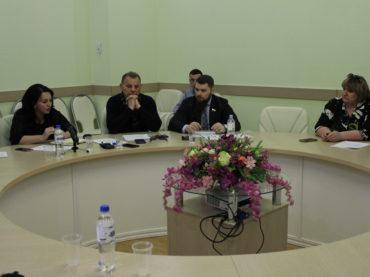 На заседании комитета Городской Думы по физической культуре, спорту, туризму и молодежной политике обсудили проблему общественных туалетов