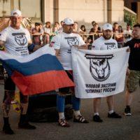 На Чемпионат ЮФО по силовому экстриму в Астрахань съехались силачи со всей России