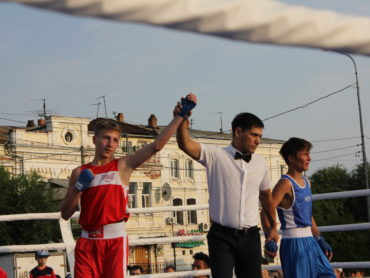 Астрахань отпраздновала Международный день бокса