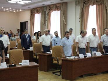 На заседании Городской Думы выбраны почетные граждане города Астрахани – 2019