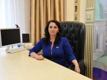Глава города высказалась о системе управления в Астрахани