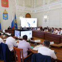 План работы Правительства Астраханской области