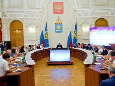 Расширение Полномочий правительства Астраханской области в сфере образования